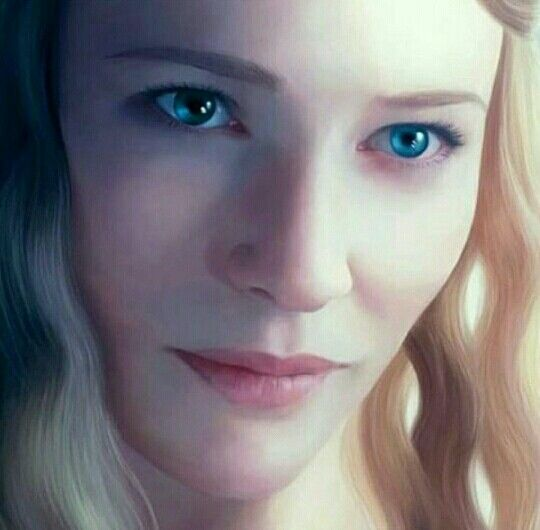 Pin by Bahar on LOTR The hobbit movies, Galadriel, The