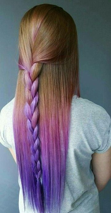 29 Hair Dyes Awesome Ideas For Girls Chicraze Hair Styles Hair Dye Colors Coloured Hair