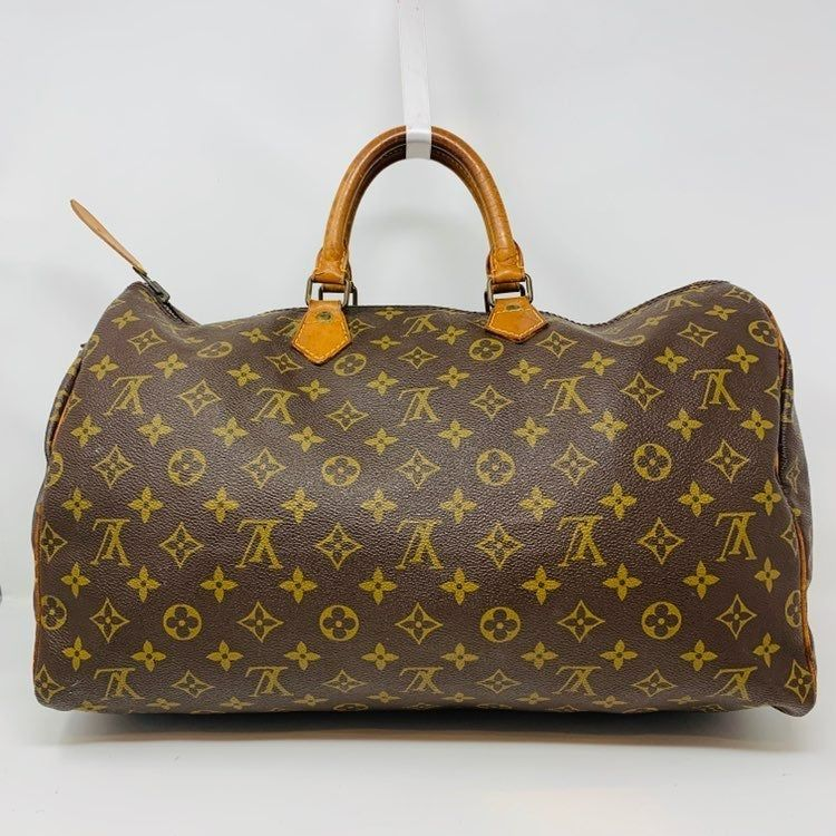 This Is An Authentic Pre Owned Louis Vuitton Bag Exterior Good Interior Clean With Minor Stains Len Louis Vuitton Satchel Louis Vuitton Bag Louis Vuitton