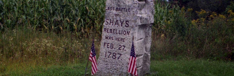 Shays Rebellion  Constitutional Cornerstones  Shays Rebellion  Shays Rebellion