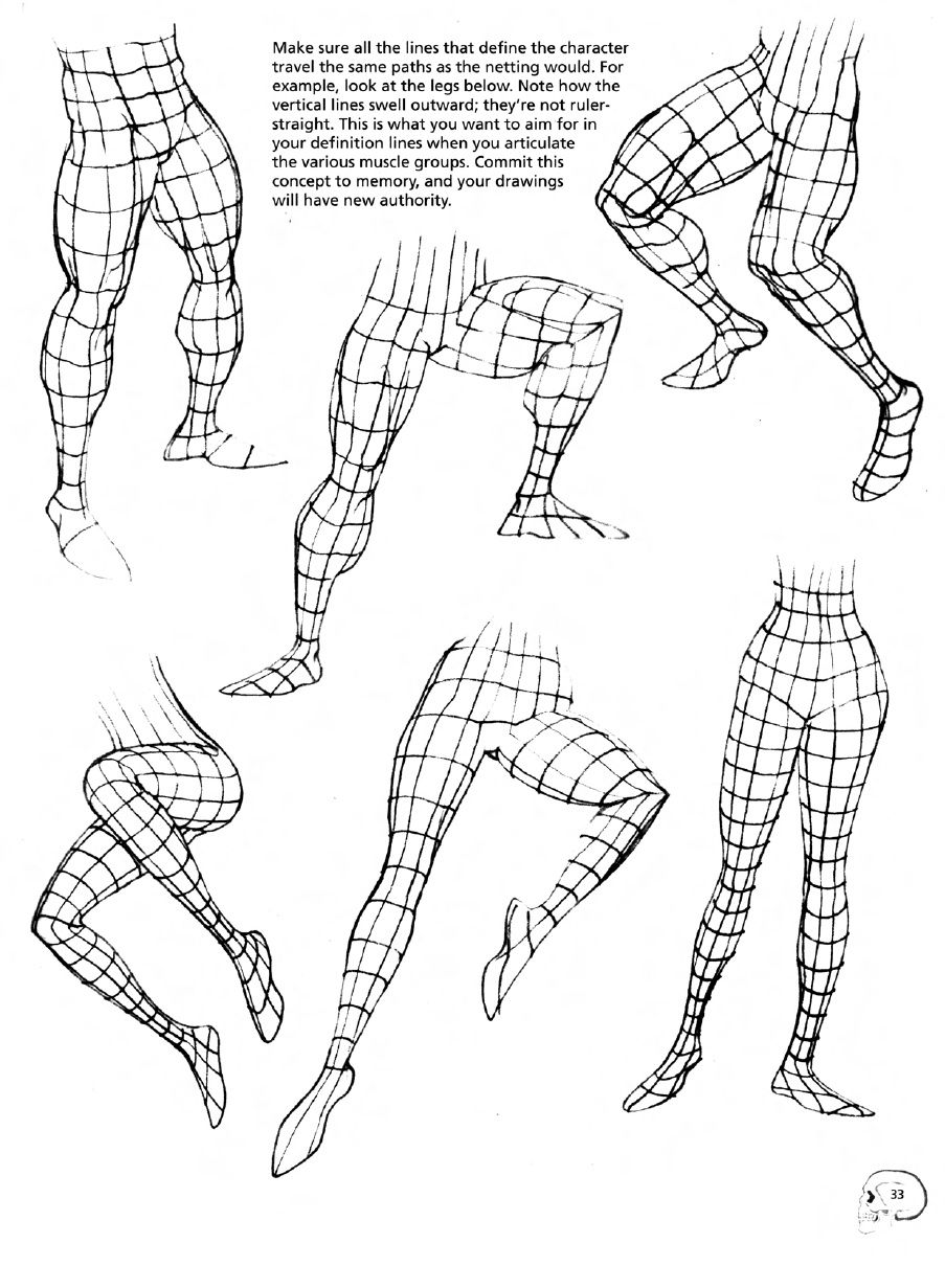 Drawing Cutting Edge Anatomy The Ultimate Reference For Comic Book