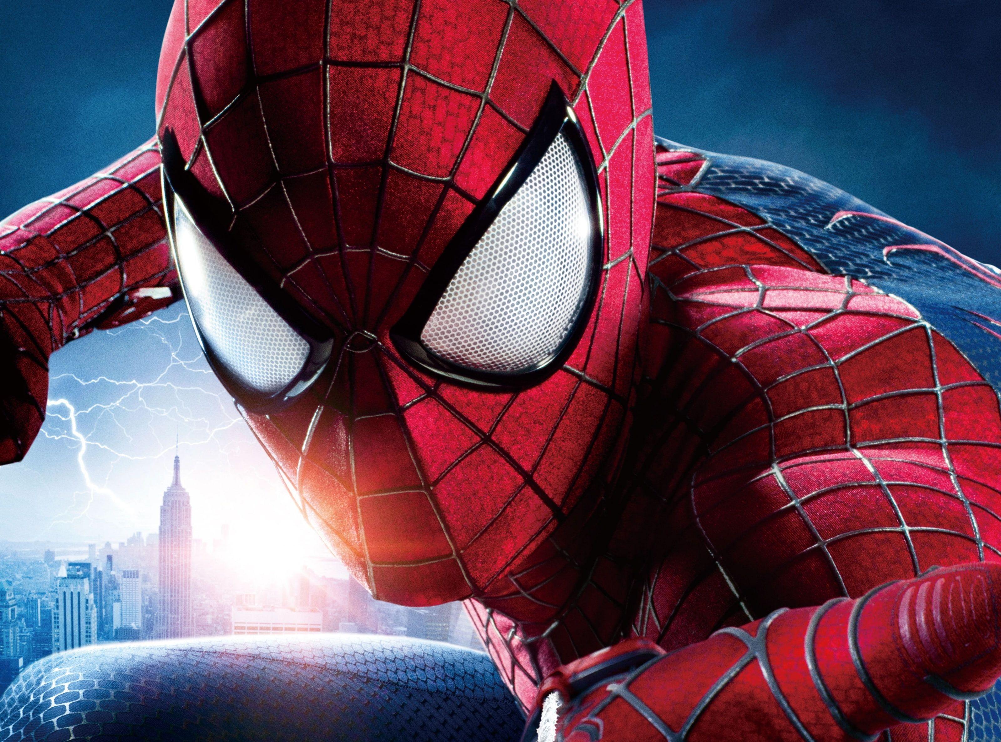The Amazing Spider Man 2 2014 Andrew Garfield Marvel Spider Man