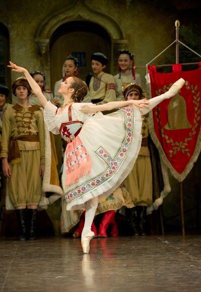 Marguerite Marie Varlet As Swanilda In The Paris Opera Ballet Paris Opera Ballet Ballet Joffrey Ballet