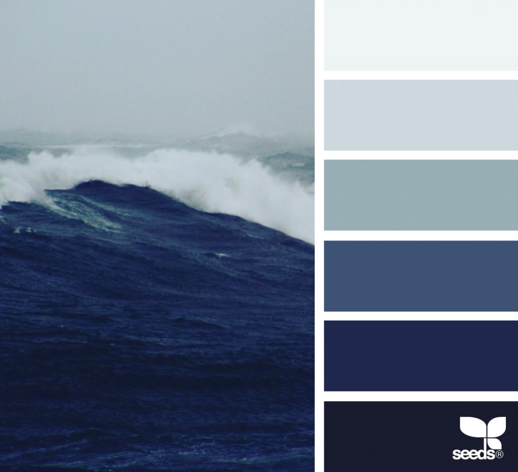 Farbpaletten Blau: Farbpaletten, Farbe Blau Und Blau Grün