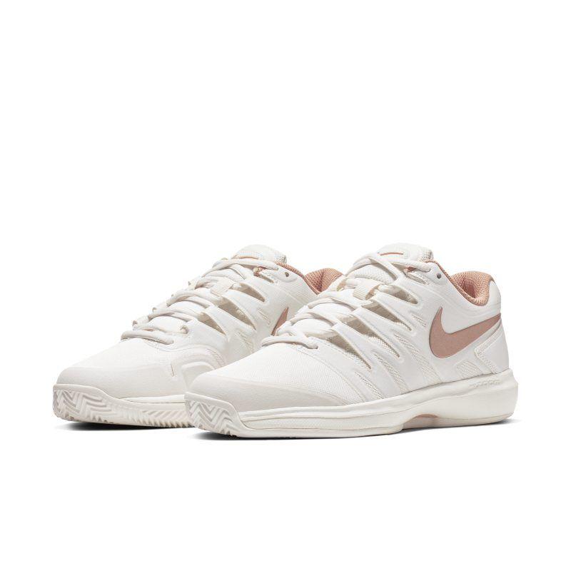 Nike Air Zoom Prestige Clay Women S Tennis Shoe Cream Womens Tennis Shoes Nike Air Zoom Womens Tennis