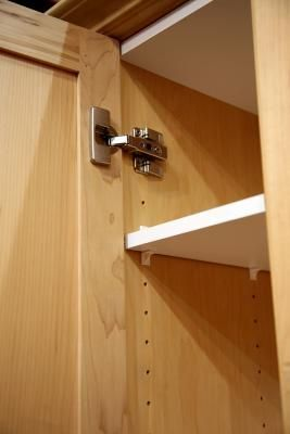 How To Install Self Closing Hidden Hinges On Existing Cabinets