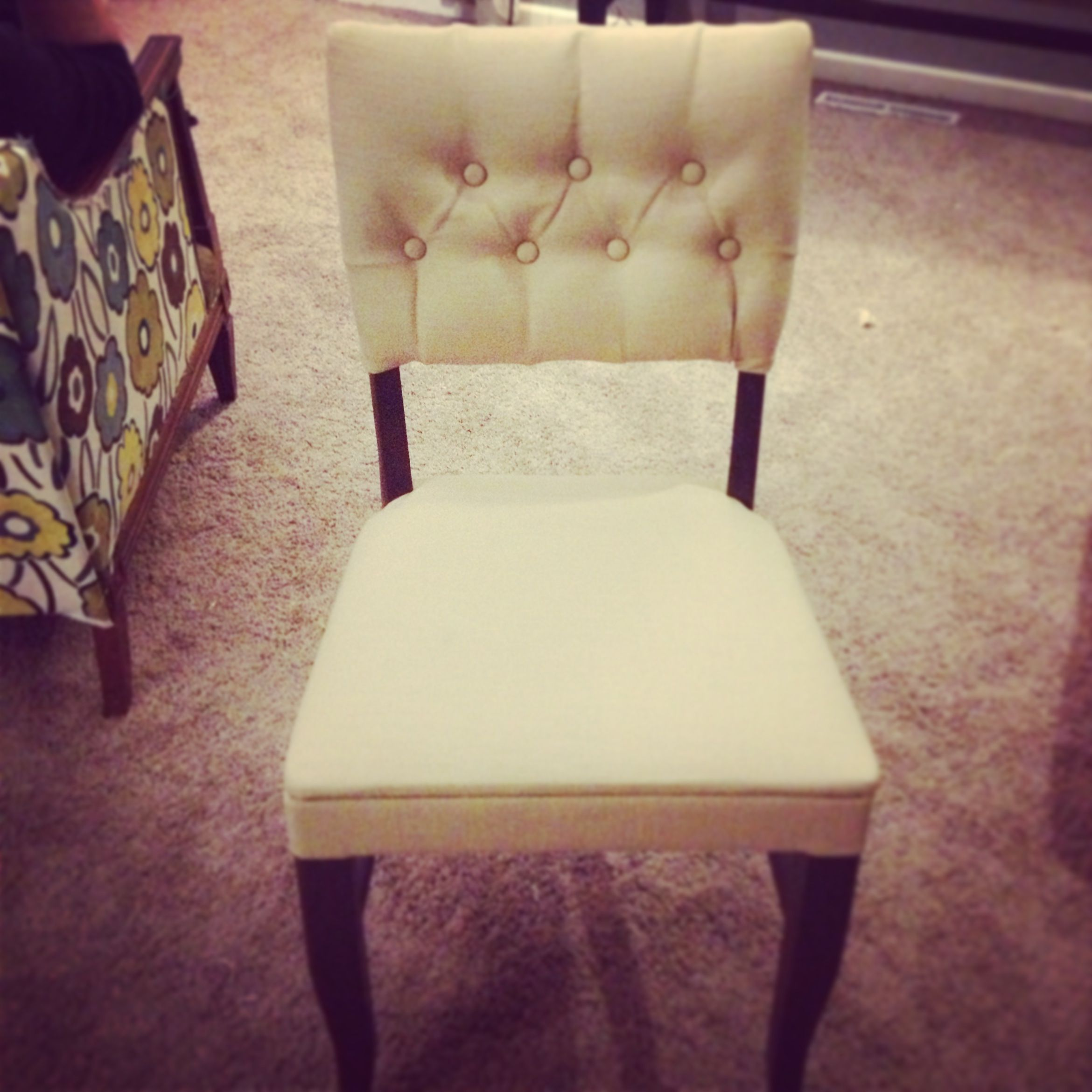 Redone chair   Chair redo, Chair, Dining chairs