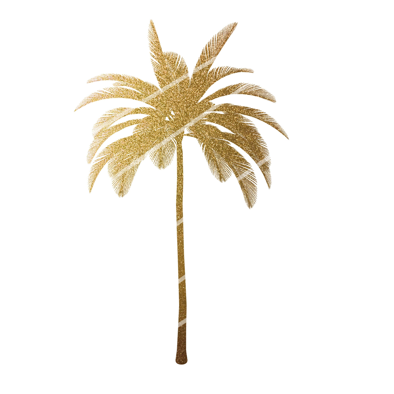 Palm Tree Digital Gold Glitter Palm Tree Png Digital Etsy In 2021 Palm Tree Png Palm Trees Tree
