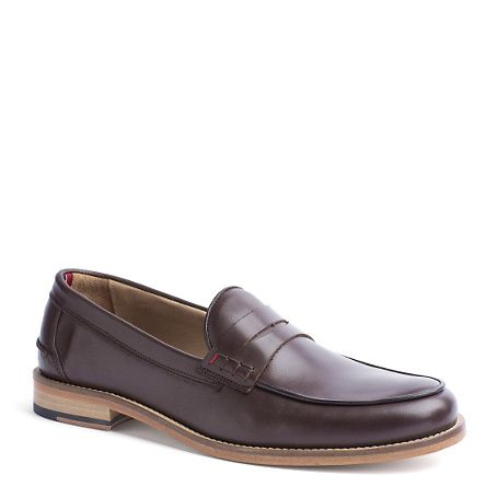 6876b52eb61 Tommy Hilfiger Andre Loafer - coffee  preppy  fashion  shoes
