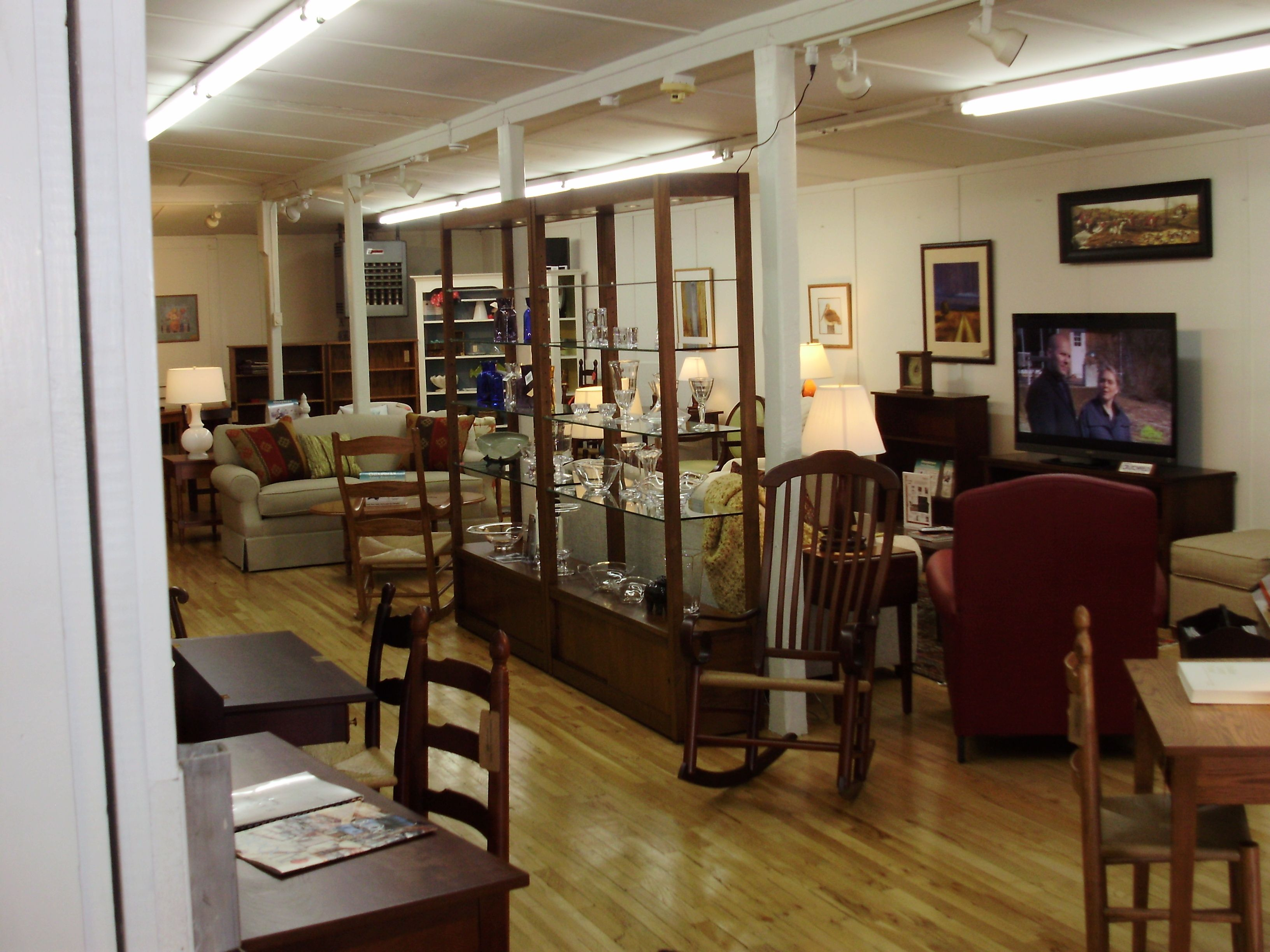 E.A. Clore Hardwoods Furniture Showroom In Madison, Virginia. So Much Of My  Familyu0027s Furniture Hand Made Here In Virginia.