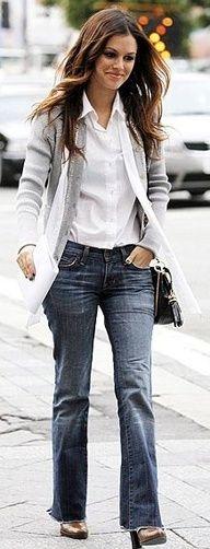 Love Rachel Bilsons style