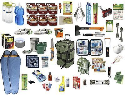 Bug Out Bag Outta Gear 2 Person Deluxe