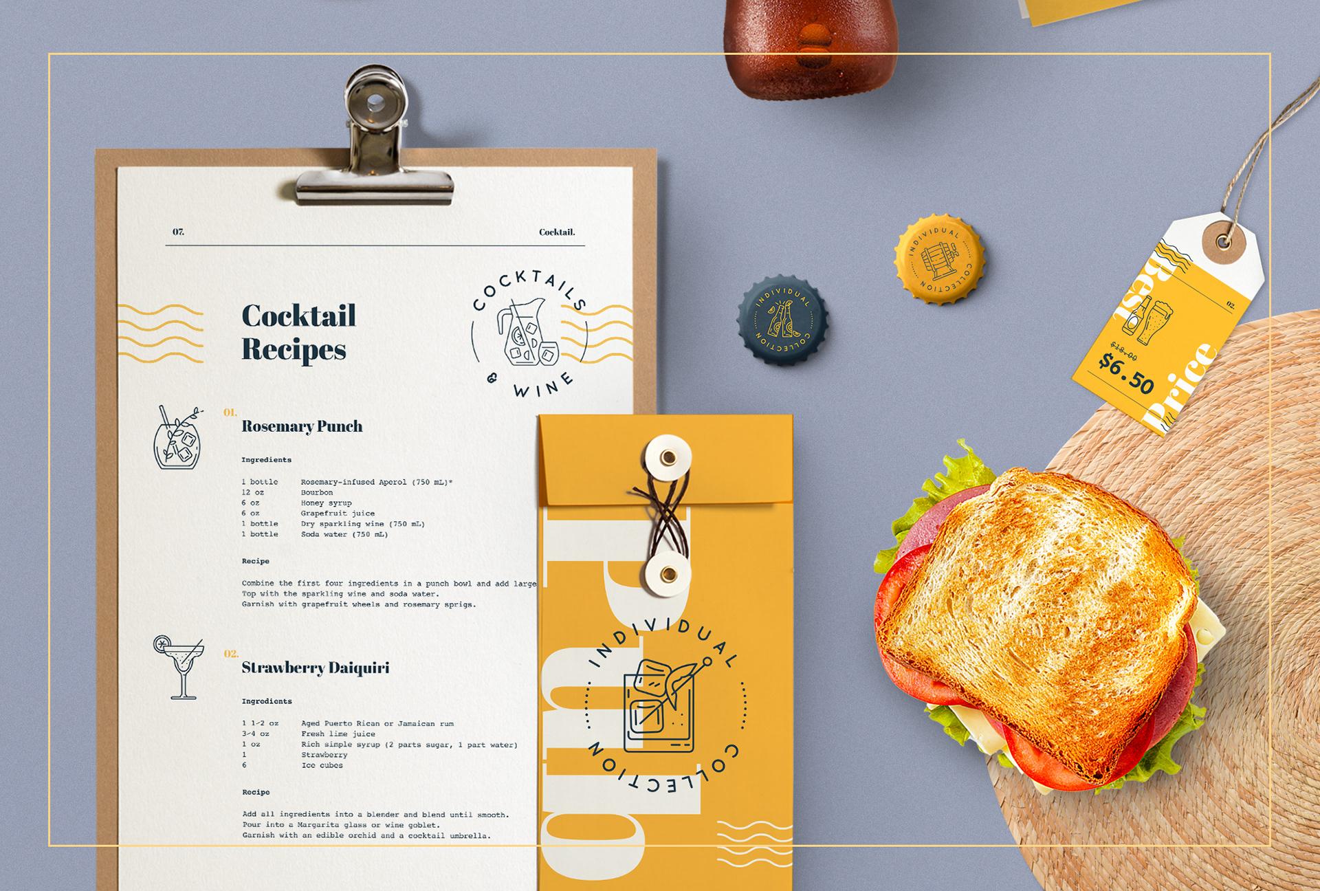 Behance Novye Proekty Cocktails Beer Bar Cocktail Shaker Set