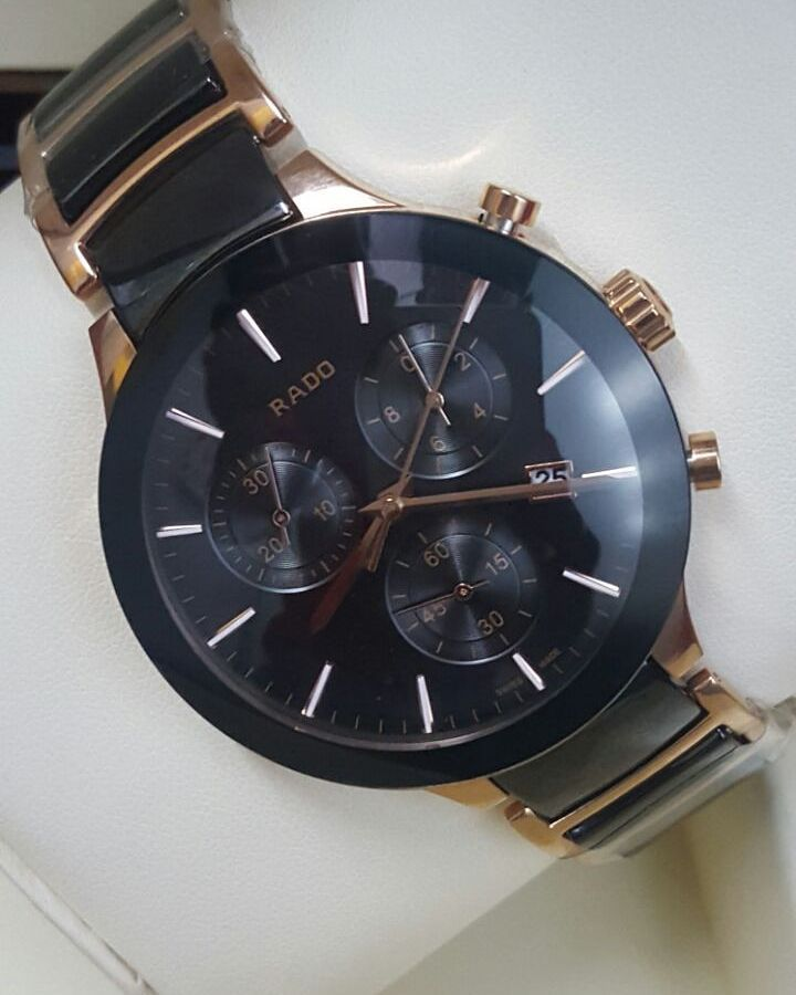 Rado watch for mens 7acopy chronograph working  price Rs.3000/- inc ship  for order  whatsapp me on 9760614229 only bank deposit or neft imps..!! #bombay #celebrities #tajmahal #punjabi #diwali #eid #christmas #oman #surat #suratcity #jaipur #lawrenceville #tourbillon #gujrati #mumbai #mumbaifoodie #santacruz #bandraworlisealink #goadairies #manglore  #karnataka #bhopal #madhyapradesh #pudducherry #tamilnadu #delhi #delhigram #delhi_igers by brandreplicaworld