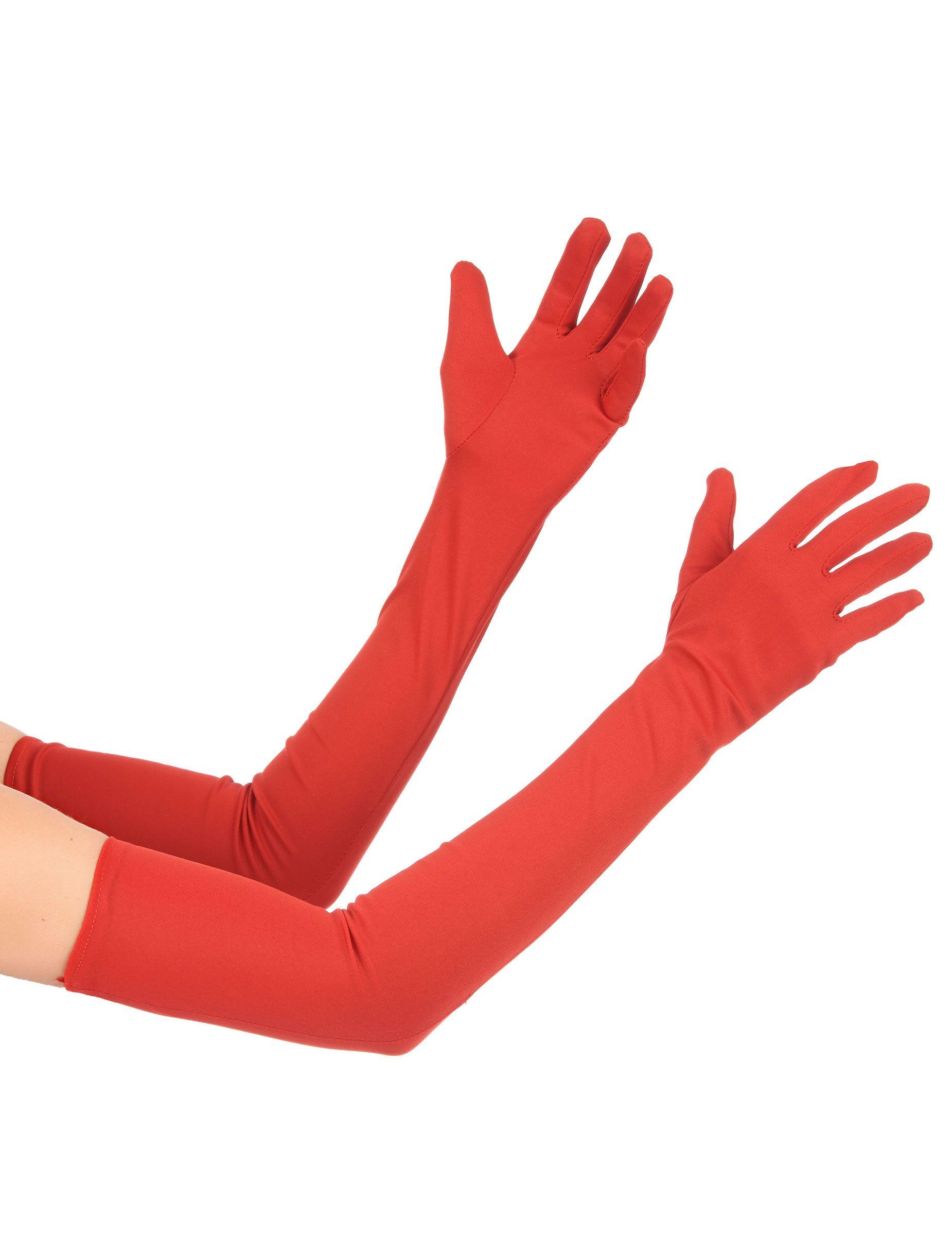 b0909cb192014 Satin Handschuhe lang rot | muppets | Handschuhe, Satin und ...