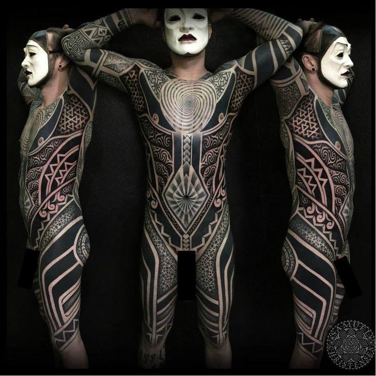 Polynesian Full Back Tattoos: Billedresultat For Polynesian Body Suit Tattoo