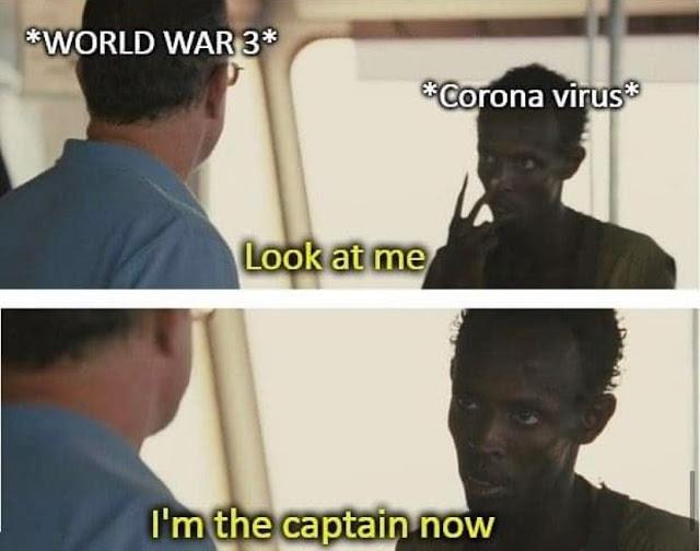 Pin On Corona Virus Memes