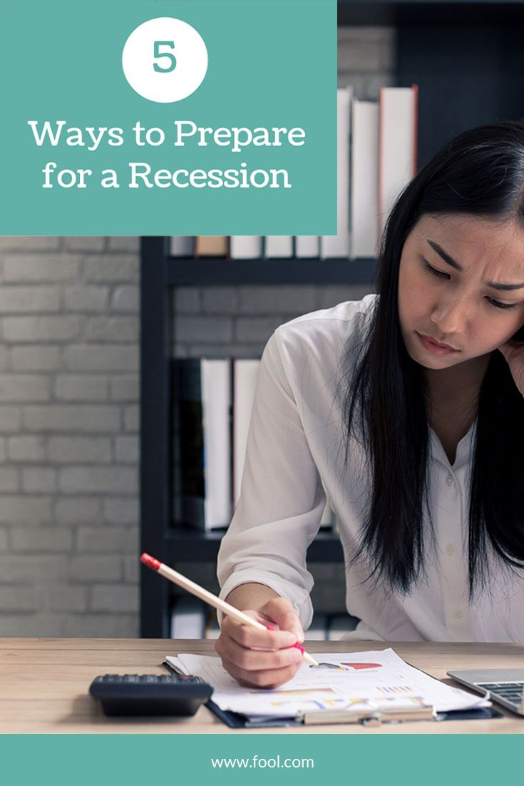 what to do with savings in a recession