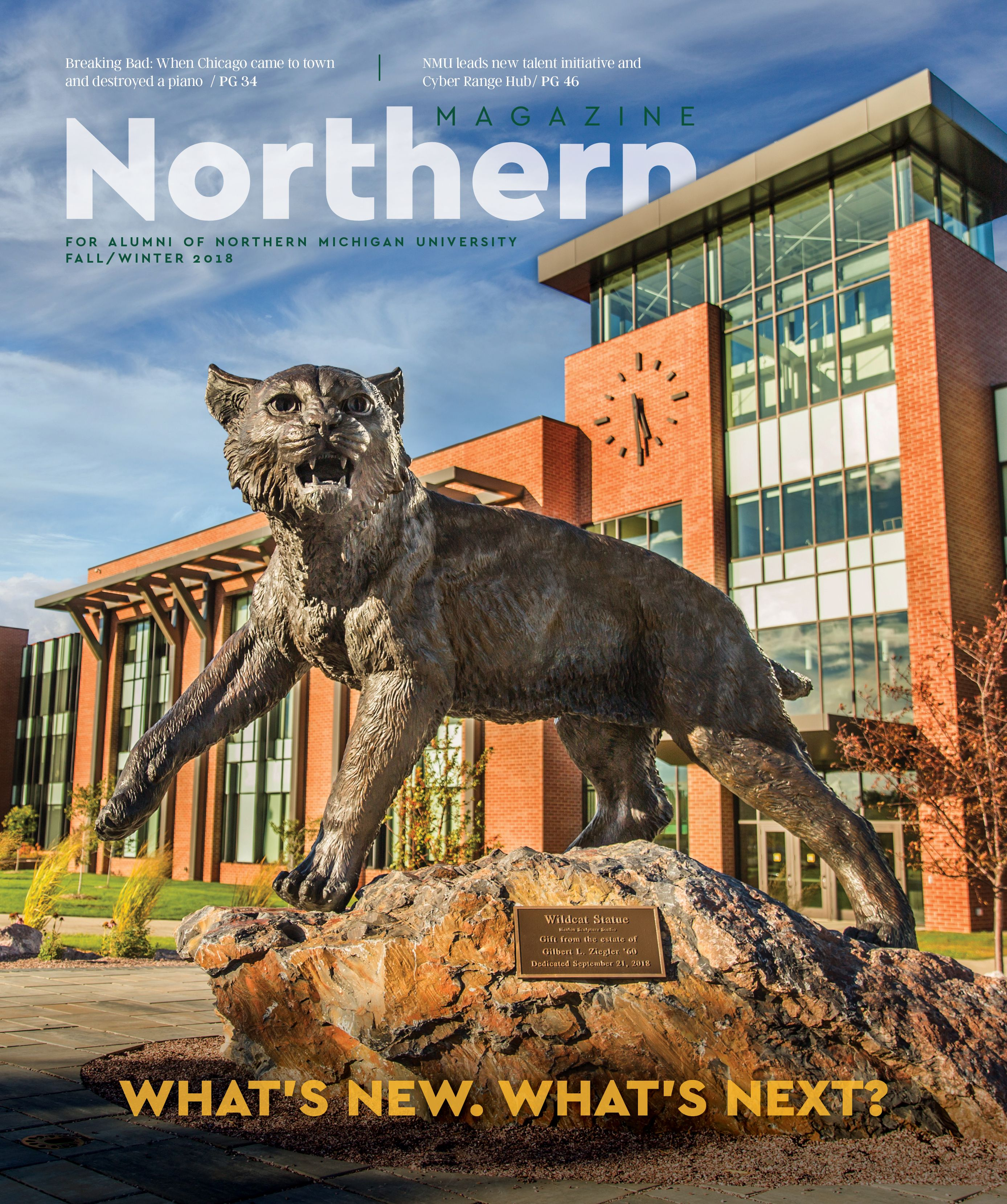 Have you read the newest issue of northern magazine see