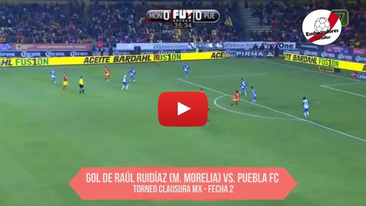 LIVE FREE  Partido Monarcas Morelia Vs Puebla LIGA MX LIVE-Televisa  Deportes 9dcf2289ab193