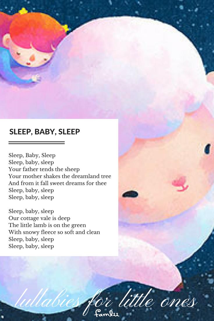 Sleep Baby A German Lullaby
