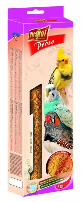Vitapol Foxtail Millet Bird Treat A Healthy Fun To Eat Millets For Birds Bird Treats Millet Bird
