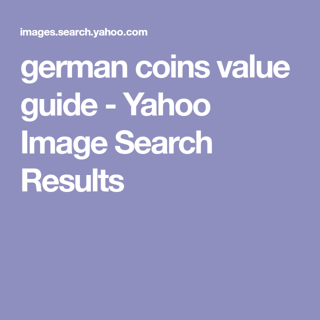 Coins: world europe germany price and value guide.