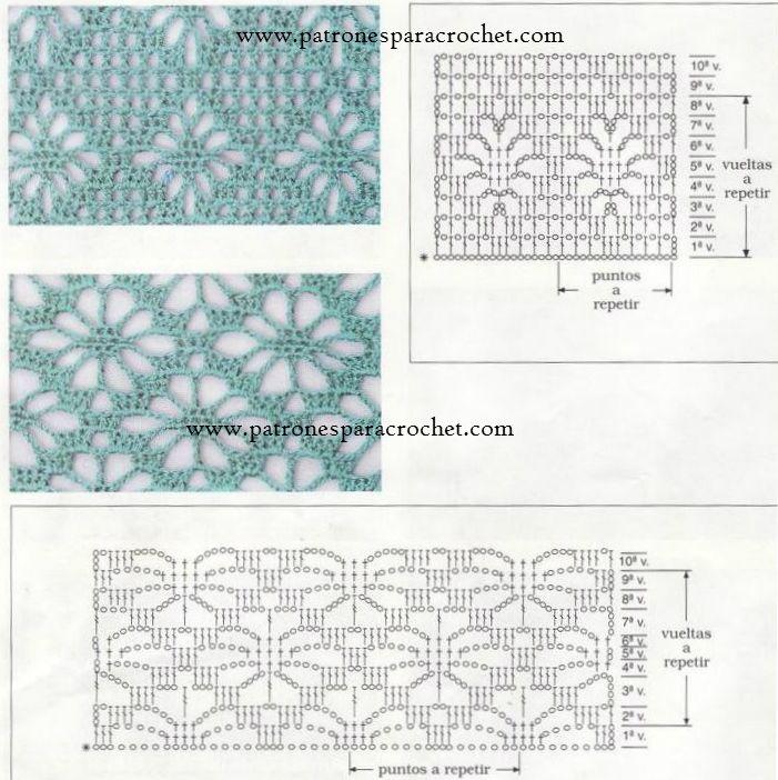 Moderno Araña Patrón De Tejer Web Elaboración - Manta de Tejer ...