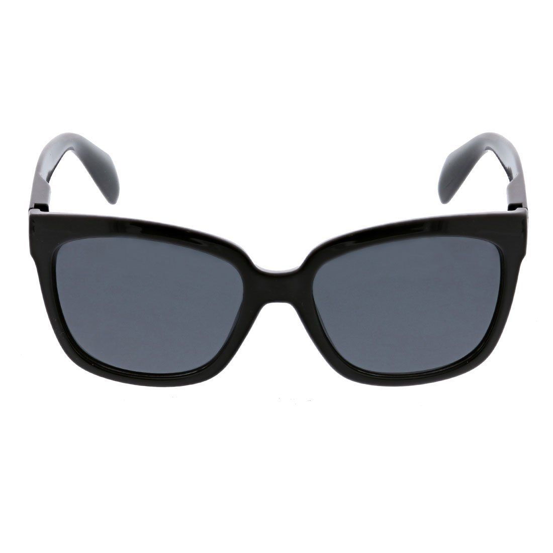 c93a16bab7 This modern classic look gets an update with a bold design featuring thick  arms
