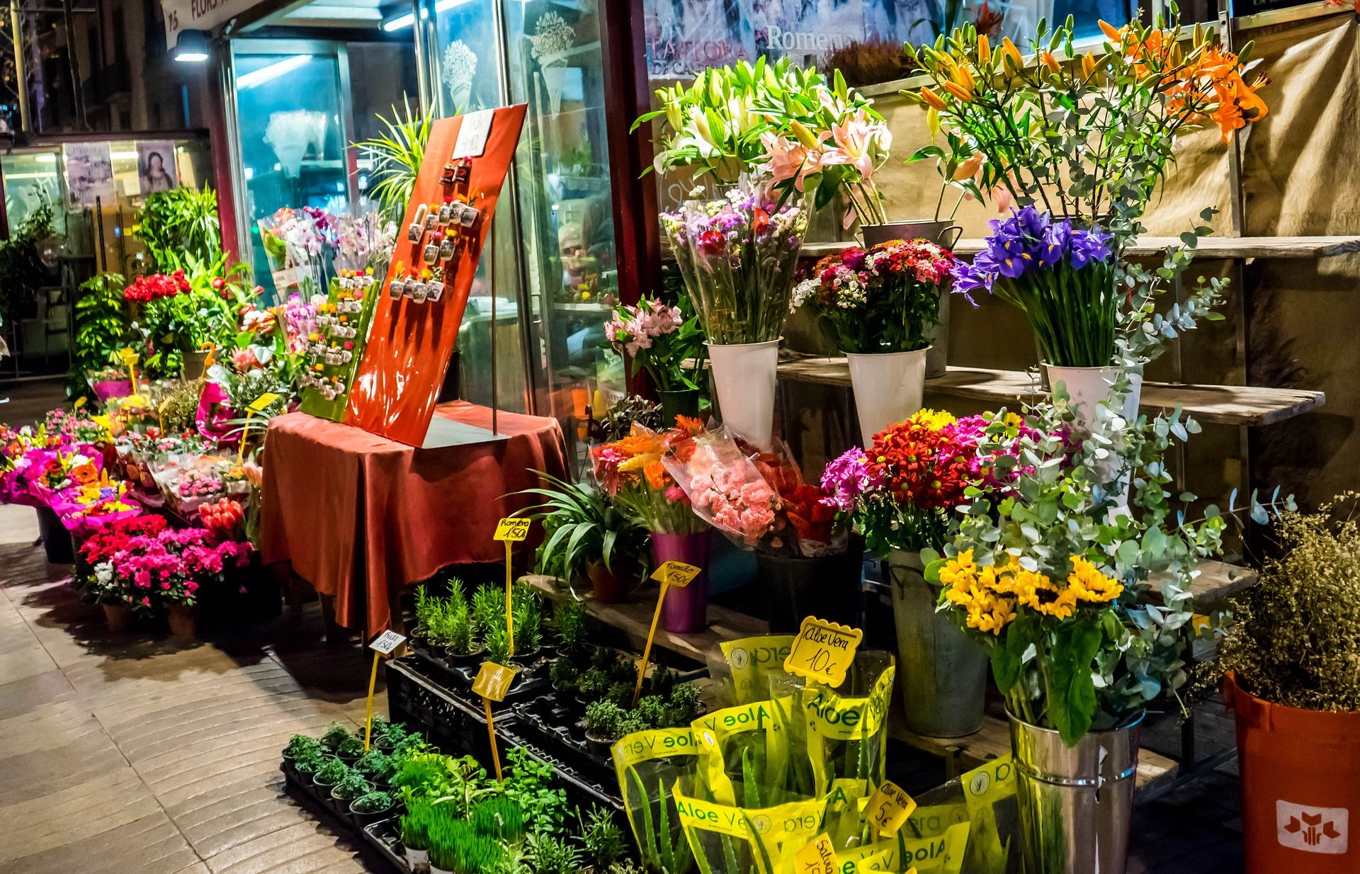 Create your #online #flower #shop. #Sale your #flowers and #flower ...