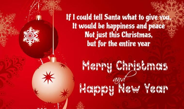 Christmas Greetings 2018 Christmas messages, Merry