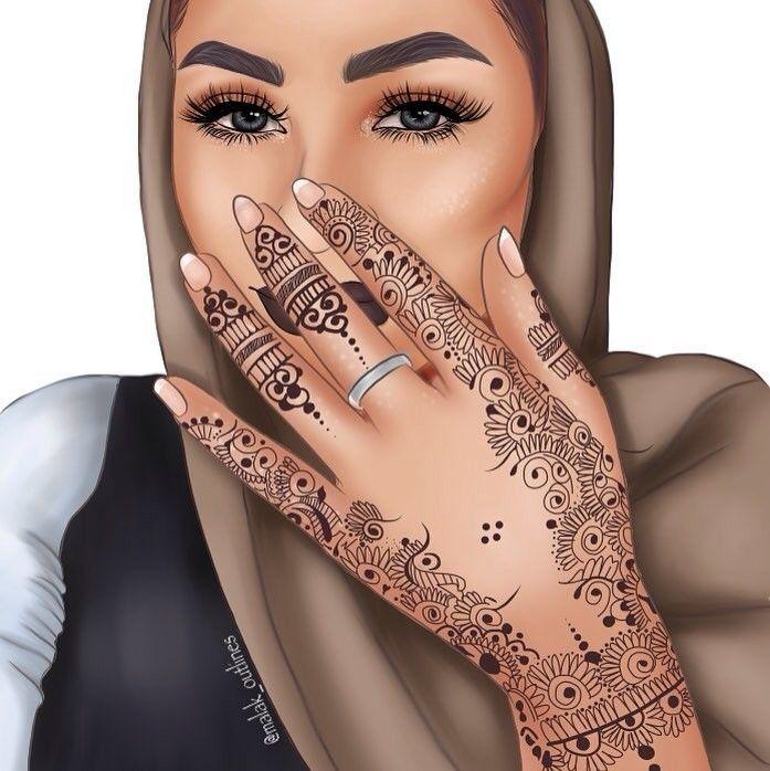 Art Girls Pinterest En 2019 Dessin Islam