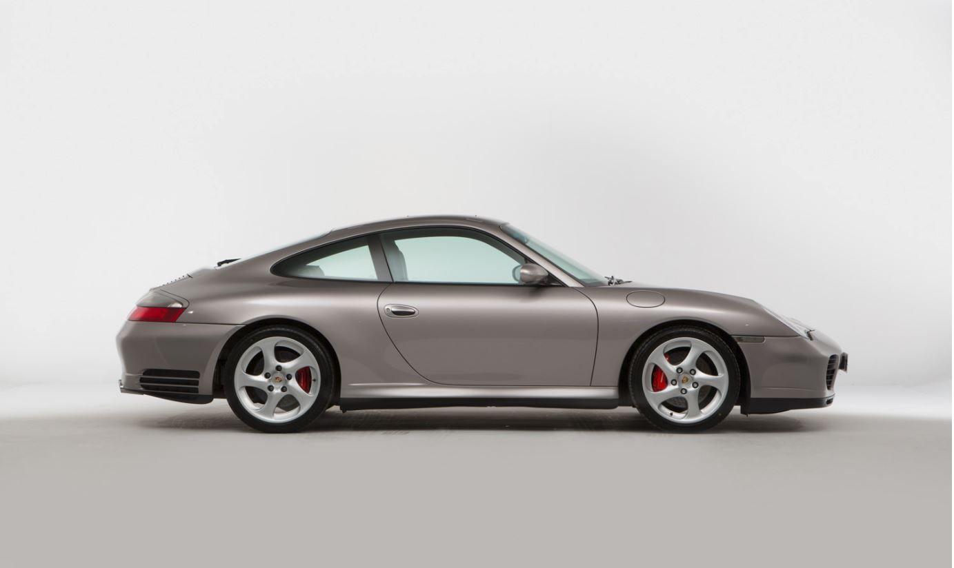 2004 Porsche 996 C4s Porsche 996 Turbo Porsche 911 Porsche 911 996