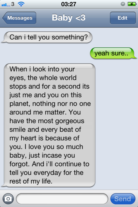 I would love to be able to tell you this.. | Words