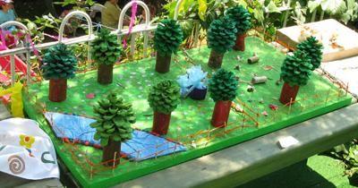 Okul öncesi üç Boyutlu Ağaç Etkinlikleri Googleda Ara Cocuklar