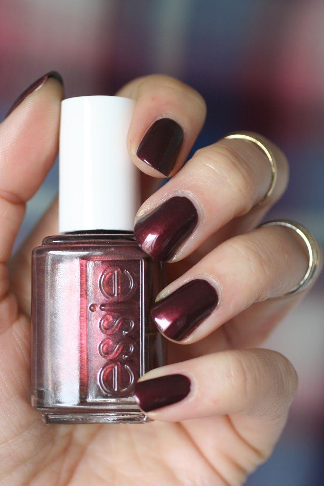 Fall 2016 Nail Colors Essie- HireAbility