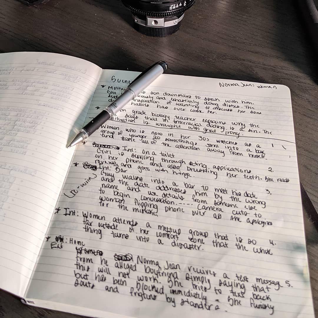 Matt Sain On Instagram After Reading The Book The Artist S Way By Julia Cameron I Began An Exercise Called Morning The Artist S Way Morning Pages Writing