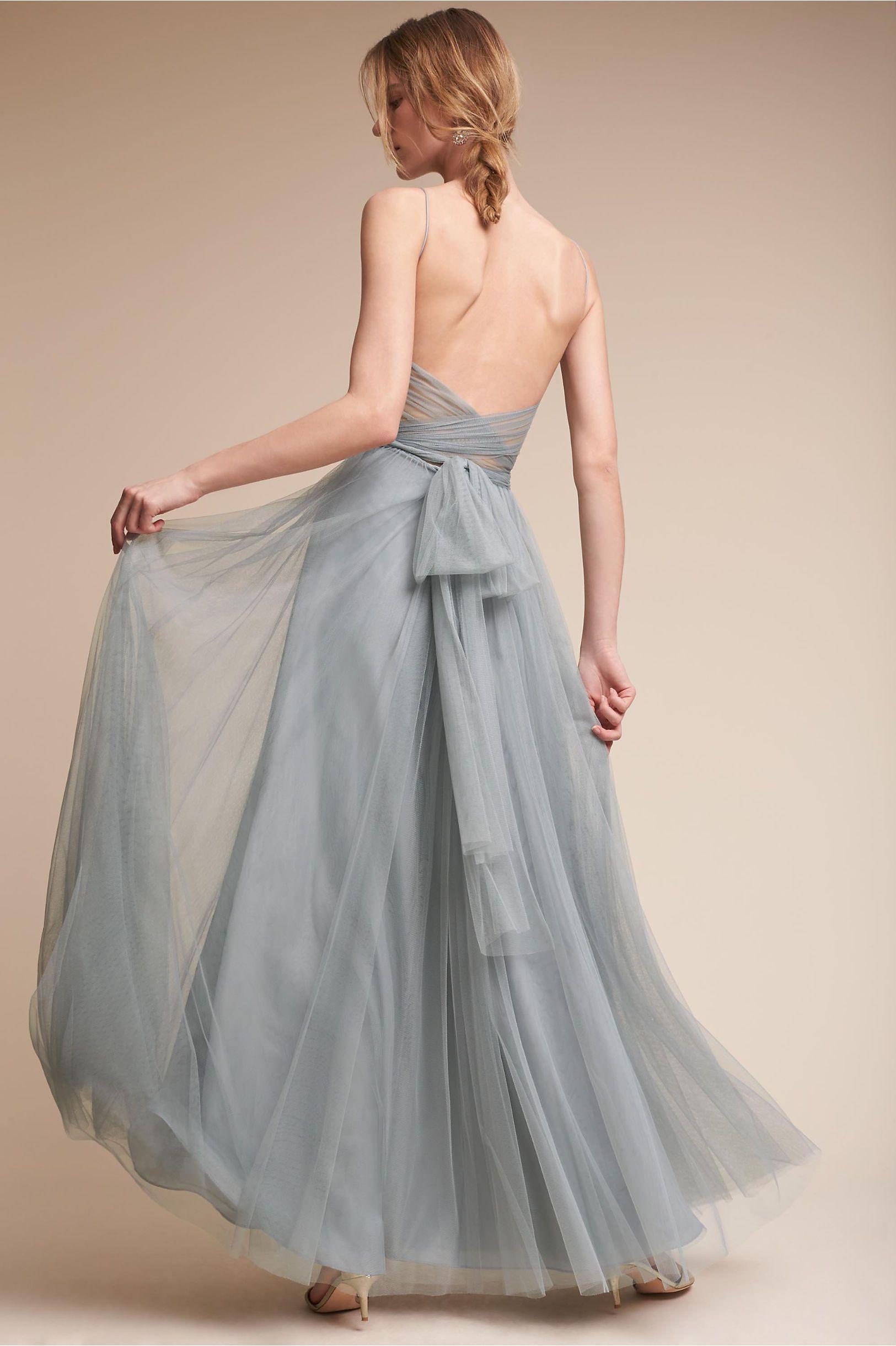 8062fb78f7504 BHLDN Rose Quartz Tinsley Dress in Bride | BHLDN | Wedding | Dresses ...