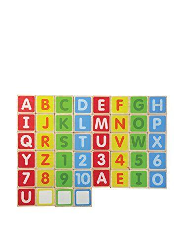 upper Case Alphabet Magnets By Wonderworld Abc