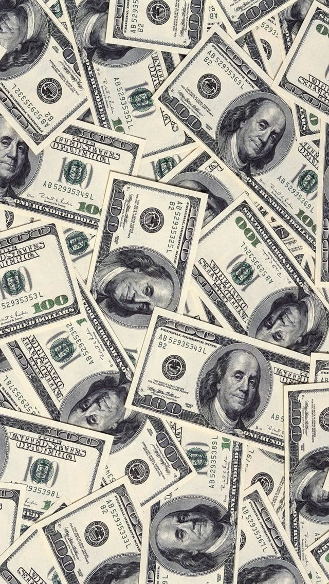 Money iPhone Wallpaper WallpaperSafari ขาวดำ, เงิน, วอ
