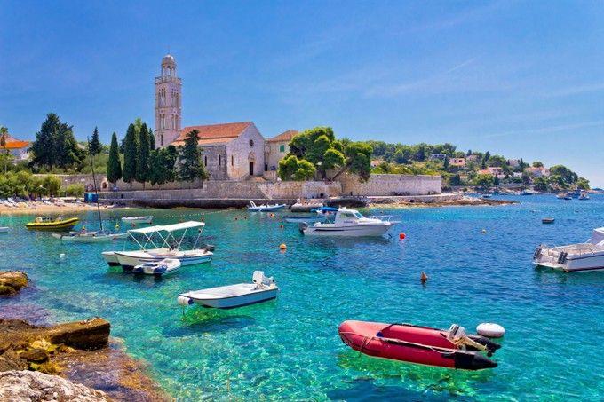 20 Iles Les Moins Cheres De 2015 Croatie Hvar Croatie Croisiere Croatie