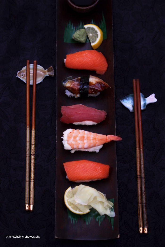 Homemade Sushi for Dinner by theresahelmer