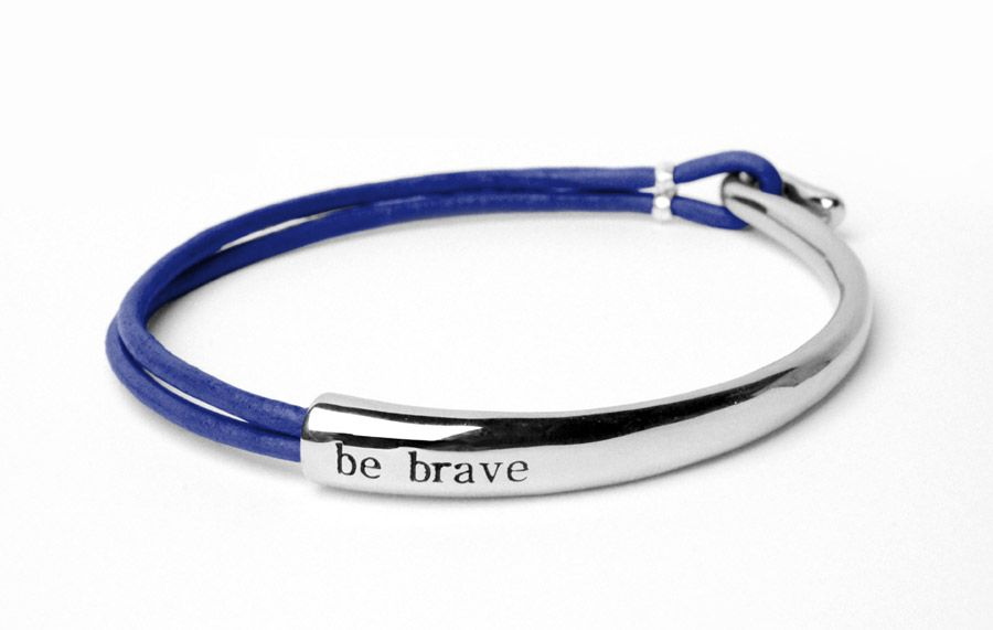 Colon Cancer Bravelet Bracelet Kellie Wolf Awareness Bracelet Cancer Awareness Bracelet Autism Awareness Bracelet
