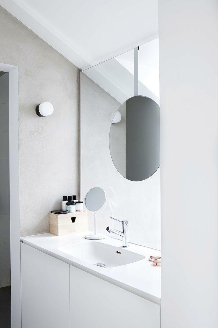 Bathroom Decors Ideas : Idunsgate Apartment by Haptic Architects ...