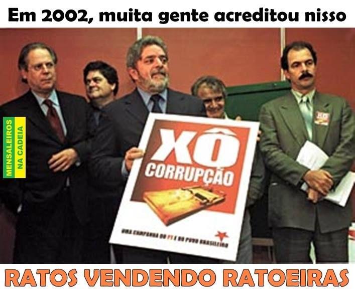 E Viva a Farofa!: Túnel do tempo. Quando um político mente destrói a base da democracia (José Saramago).