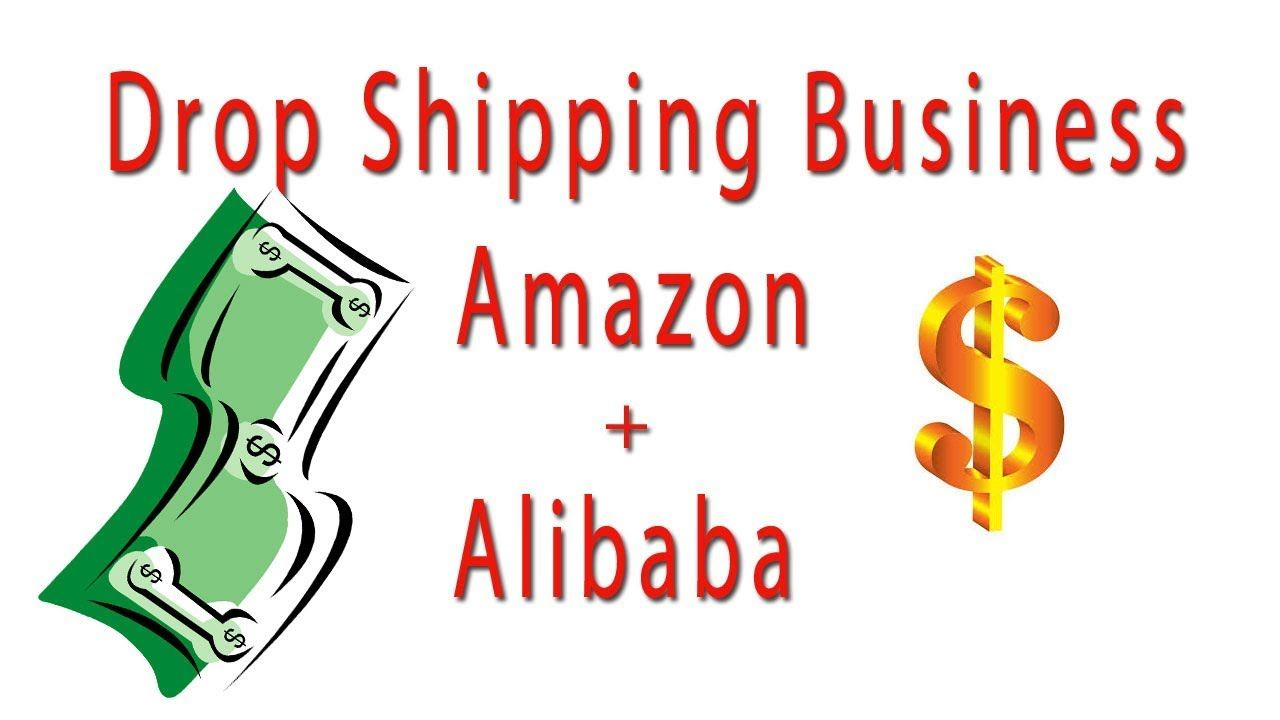 Amazon Alibaba Drop Shipping Business Contact