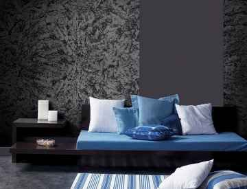 Pinpooja Shah On Home  Pinterest  Asian Paints Wall Amusing Texture Paint Design For Living Room Decorating Design