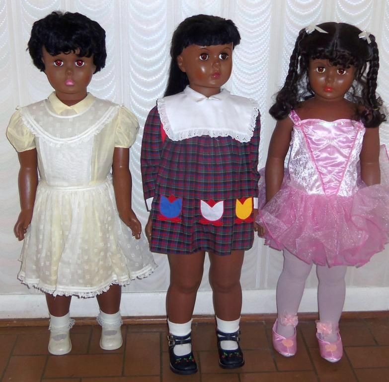 Playpal Type Dolls I Had A Doll Similar To This When I Was About 5 Or 6 It Was About 3 Feet Tall A Reborn Toddler Girl Doll Clothes Patterns Free Girl Dolls