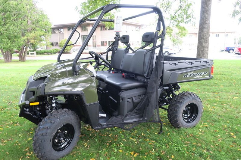 New 2017 Polaris RANGER 570 Full Size Sage Green ATVs For Sale in