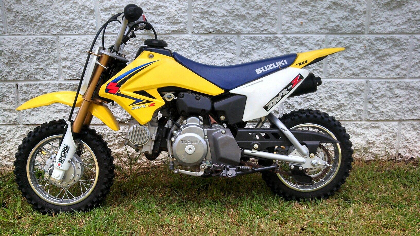 Drz 70 Suzuki Dirt Bike Motorbikes